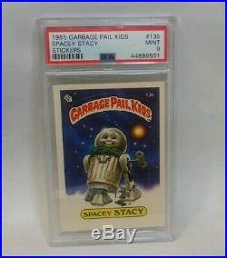 1985 Garbage Pail Kids Series 1 Lot of 6 All PSA 9