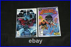 1st Appearence Investment Lot Of 50 Comics. All Key Issues. Vf Nm