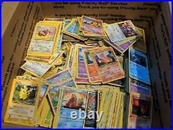 2500 Pokemon Card BULK LOT COMMONS/UNCOMMONS/RARES ALL MINT