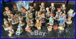 27 Piece Set Goebel Hummel Figurines Bundle/Lot Great condition. All Different