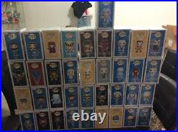 37pc X-men Funko Pop! Lot Commons, Exclusives, & Vaulted All. In Protected Cas