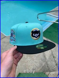 7 3/8 Hat Club Exclusive Mint Collection Chicago Cubs 1990 All Star Game Hat