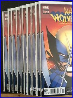 ALL NEW WOLVERINE #1 20X Copies NM / NM+ 2015 First Print X-23 Investment Lot