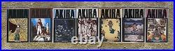 Akira 1-38 Epic Lot NM/MT Comics Otomo Rare! All In Plastic! SALE