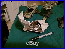 Aliens Action Fleet Micro Machines Galoob loose lot all 3 ships no figures