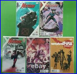 All New Wolverine #1-35 Annual Complete Run Lot Set Tom Taylor Marvel FN-NM