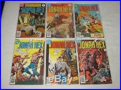 All-star Western 1-11 Weird Western Tales 12 Jonah Hex 1-92 Lot