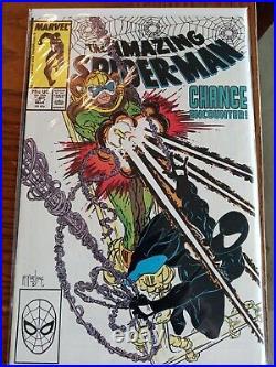 Amazing Spiderman 300 Carnage Venom KEY Lot All 8.0+ condition amazing set
