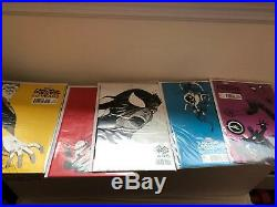 Amazing Spiderman Comic Lot 692 ALL 5 Decades Variants Never read Near Mint