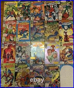 Amazing Spiderman LOT #320#400 Complete Run All NM! 80 Books. 361 + So many