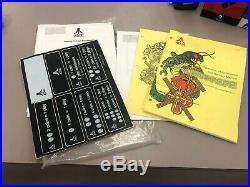 Atari Centipede Arcade Game All Original Mint Matching Numbers Read