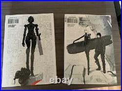 BLAME! Manga By Tsutomu Nihei (English) Lot Of All 6 Issues