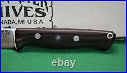 Bark River Gunny Vortex EDC All Purpose Knife In Mint, Unused Condition