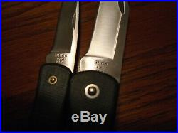 Buck Knife Lot 426OD 412 Scout 424OD 422SW All NOS