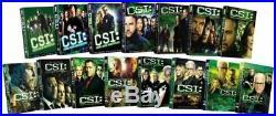 CSI Crime Scene Investigation Complete TV Series All Seasons 1-15 Collection Lot