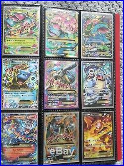 Charizard, Venusaur, Blastoise -EX Collection Set- ALL NearMint/Mint (18)Cards