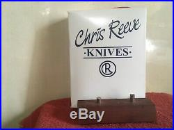 Chris Reeve Large Sebenza 21 All Paperwork Present Mint 2014