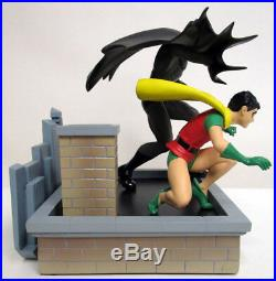 DC Direct All-Star Batman and Robin Full Size Statue Mint Condition