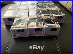DC Funko Pop! 23 figure lot! All Batman Exclusive, Glow, Rare, Common Huge