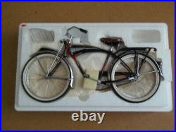 Danbury Mint 1950's Schwinn Black Phantom bicycle original box W all Paperwork