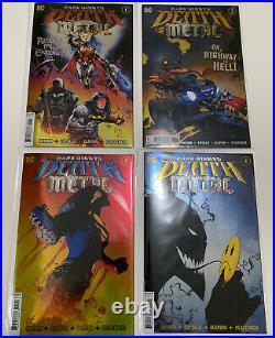 Dark Knights Death Metal 1-7 + All One Shots! Unread 24 Book Lot DC Full Set