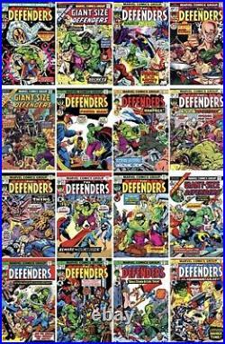 Defenders Full Run+ Over 160 Books All Pictured Higher Grade Lot Make Offer