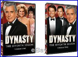 Dynasty Complete Series All Season 1-9 DVD Set Collection Episode Bundle Lot TV