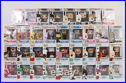 FUNKO POP COLLECTION LOT 136 Pieces All Deadstock In Box