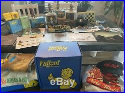 Fallout Loot Crates Collection Lot- Items from all 15 Loot Crates
