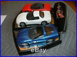 Franklin Mint 1/24 All American Corvette Collection Ltd. Ed. # 3633 of 7500