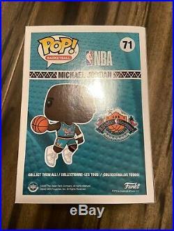 Funko POP NBA Michael Jordan All Star Weekend #71 Upper Deck Mint with Protector