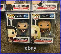 Funko Pop! FRIENDS Wave 1 & 2 Complete ALL 14 Mint Condition Rare & Vaulted