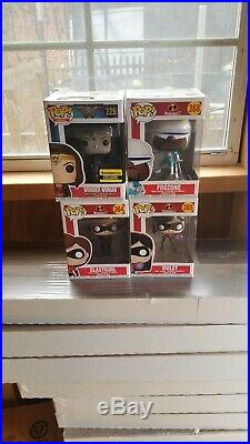 Funko Pop Lot. Looking to sell them individually. Or all at once. Make a offer