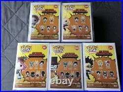 Funko Pop My Hero Academia All Might Glow Masked Ochaco Vinyl Figure Anime Lot