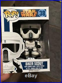 Funko Pop! Star Wars Lot Of 172 RARE- HTF- EXCLUSIVES -SEE ALL PHOTOS