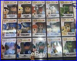 Funko Pop The Flintstones Full Set Lot Bundle Of 15 4 Inches With All Hard Stack