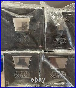 Gentle Giant Star Wars Lot 35 Piece Statue Maquette Bust All Sealed WithCOA+Vader