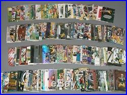 HUGE (850+) ALL DIFFERENT Brett Favre Collection LOT Inserts Parallels #'d