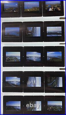 HUGE Job Lot 5000+ Amateur 35mm Photo Slides, All Dated 2015, Plastic Mounts