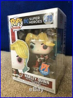 Harley Quinn Funko Pop 2019 Exclusive ALL PLUS Mini Pop Lot NEW