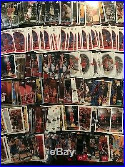 Huge ALL Michael Jordan Lot 1,000+ Cards Collection 80s Reprints SP UD Insert