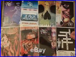 Ice Cream Man Image Comic #1 B + 2-14, some variants All First Prints Lot of 14