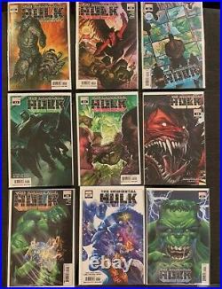 Immortal Hulk 1-46 Run All First Prints + Extras NM/NM+ Marvel Comics Lot