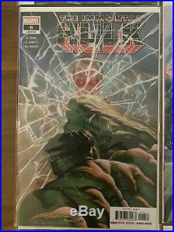 Immortal Hulk (2018) Complete Lot All First Prints. 1-35 + Avengers 684
