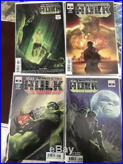 Immortal Hulk Lot 1-20 Complete Set. All 1st Prints. 1st App Of Dr Frye