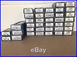 Job Lot Bundle N Gauge Dapol/graham Farish Wagons Coaches All New Old Stock X 37