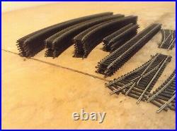 Job Lot Of Hornby Oo Gauge Track Triple Loop Layout All Nickel Silver Track