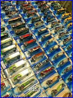 LOT of 196 ALL FTE Hot Wheels Faster Than Ever COLLECTION RARE VHTF New
