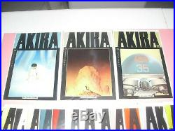 Lot 26 Akira Epic Comics run 1 -21 23-25 30 33 all VF/NM 1995 2 3 4 5 6 7 8 1746