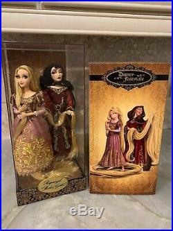 Lot ALL 5 Sets Disney Fairytale Designer Good & Evil Collection Dolls New